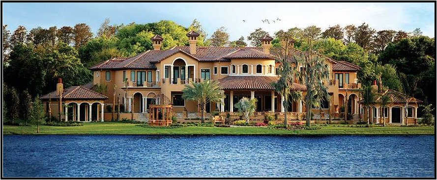 Luxury real estate orlando luxury homes vacant land for Elegant homes for sale